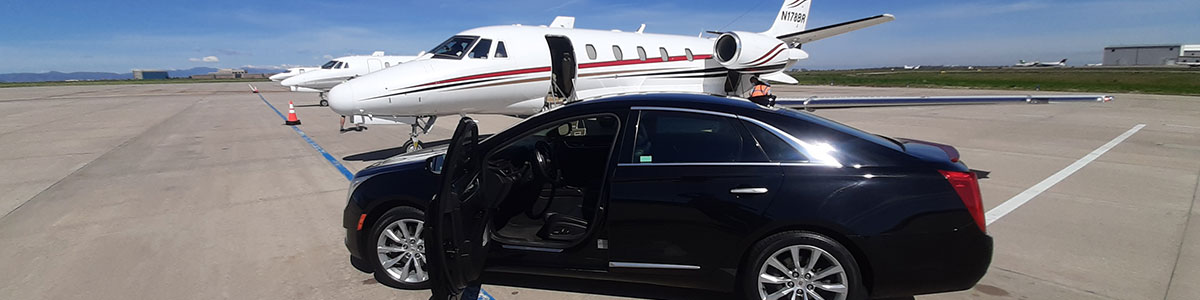 airport car service in houston image
