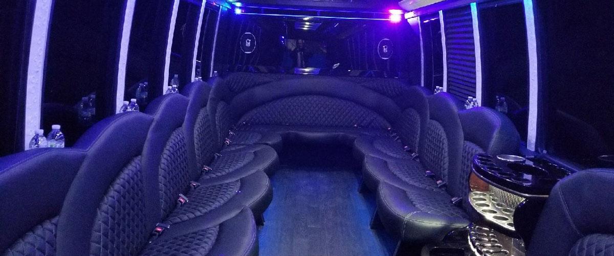 party bus houston