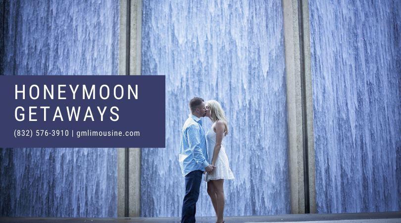 Honeymoon Getaways with Airport Limo