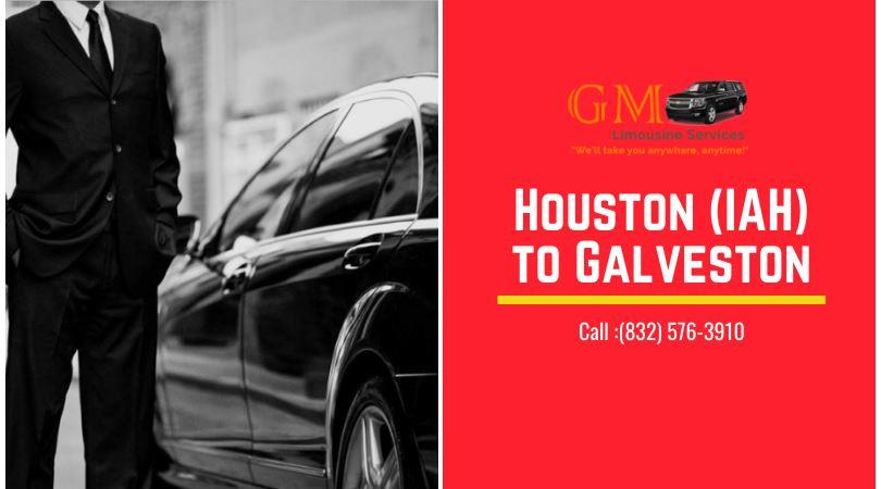 Limo Service From Houston IAH to Galveston