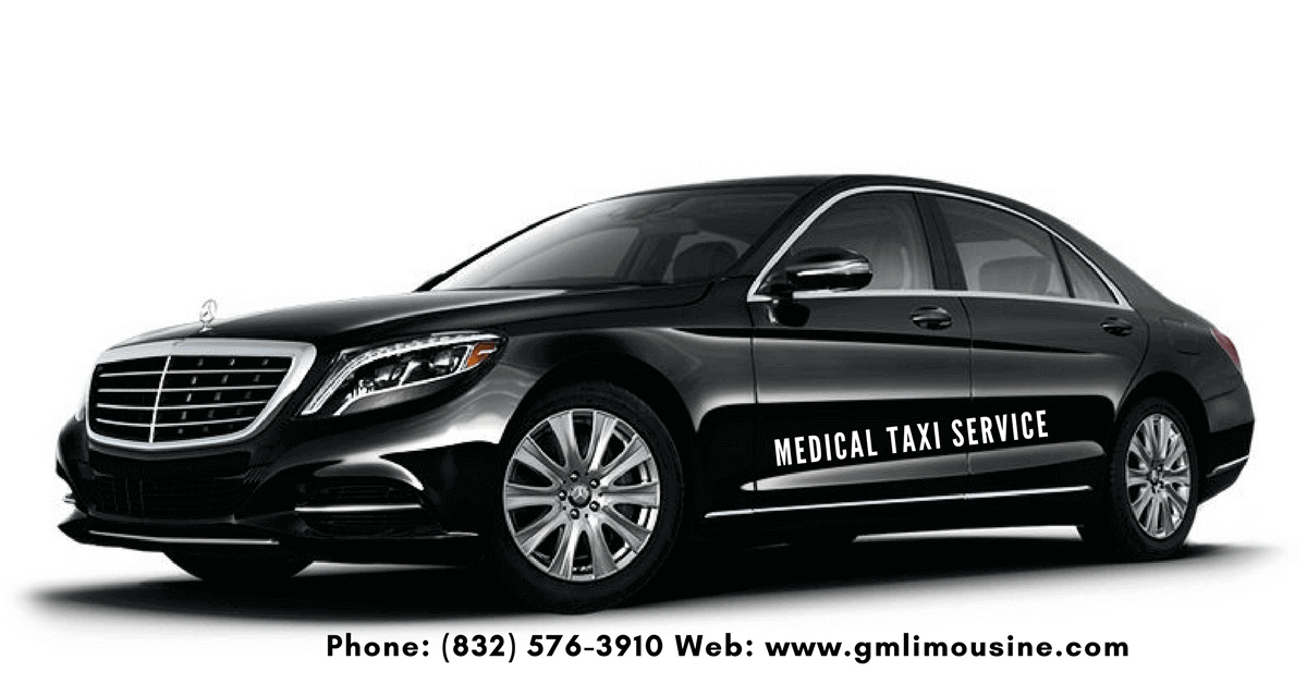 medical taxi service in houston