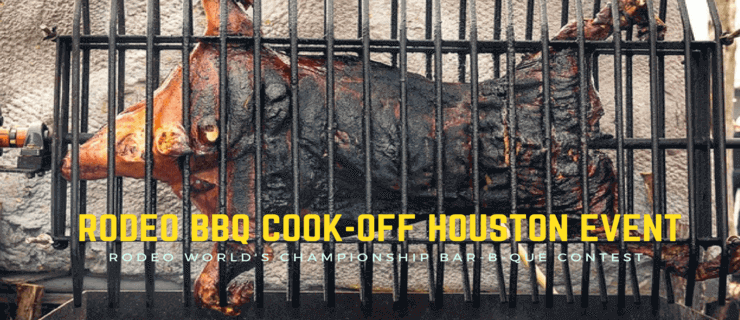 Rodeo BBQ Cook-off Houston Event