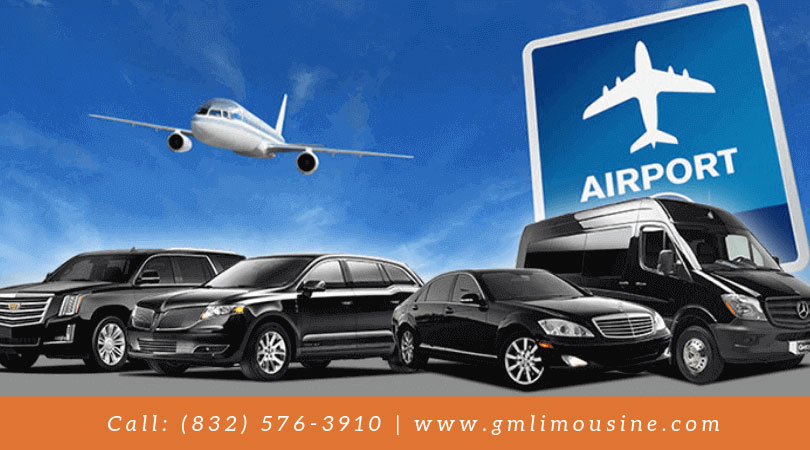 airport transportation in Houston