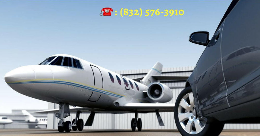 airport transportation services in Houston