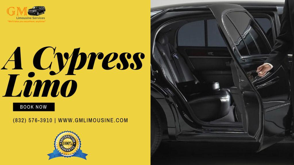 limo service in Cypress