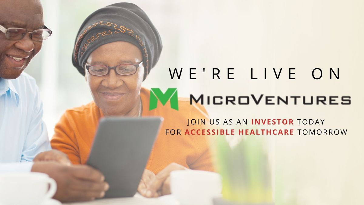 """We're Live on MicroVentures! Raising Funds to Create a """"One-Stop"""" Pharmacy"""