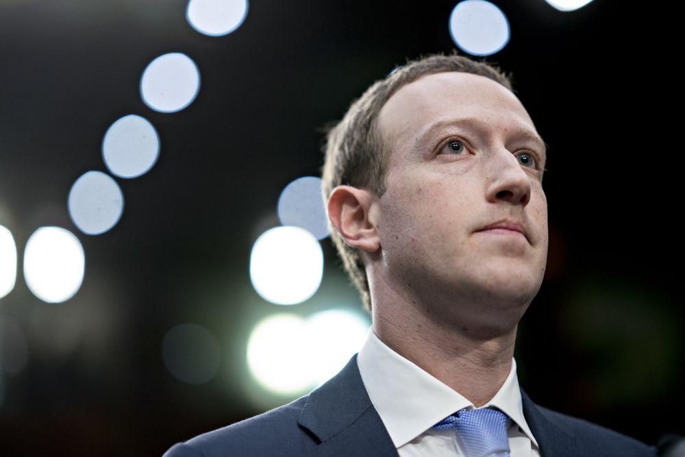 Zuckerberg's Election