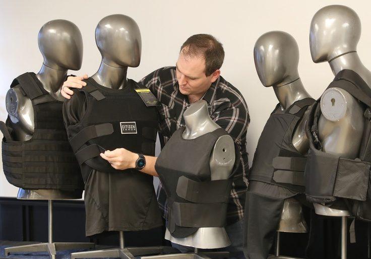 Democrat New York Bill Bans Bulletproof Vests