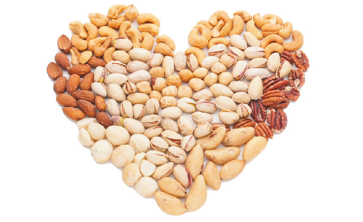 Your Heart Goes Nuts for Nuts!