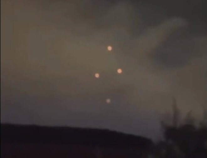 What Were Those Weird Lights In the Skies Over North Carolina?