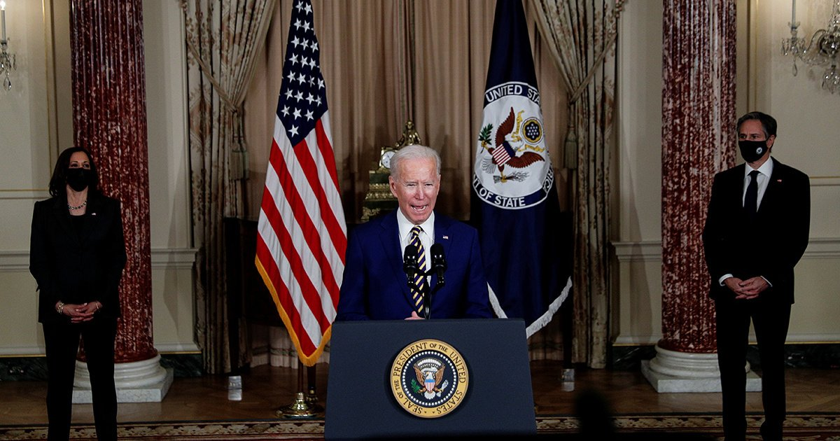Biden Policies Push Allies Away