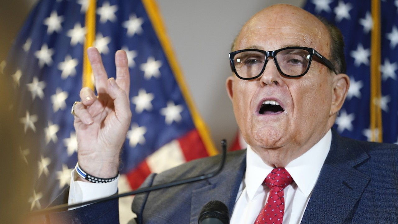 Liberal Media Forced to Walk Back Fake News About Rudy Giuliani