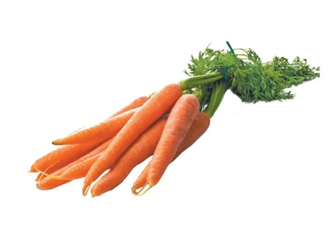 The Crucial Carrot