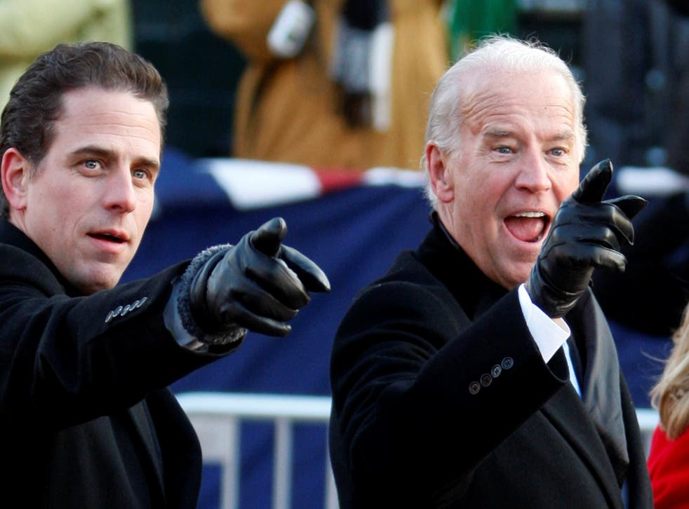 Hunter Biden Sought Reality Star Fame as Dad Ran for Pres!