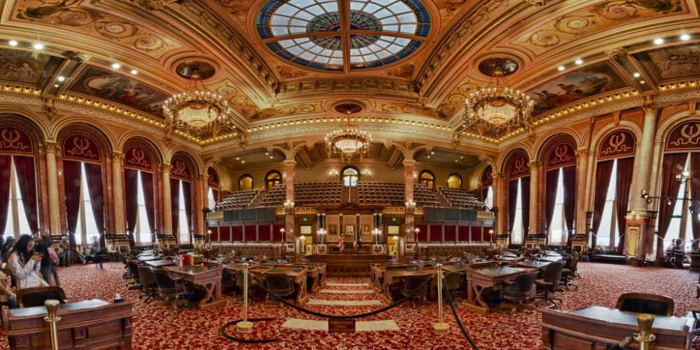 Iowa Senate Ratifies Abortion Bill