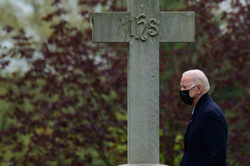 US Bishops Vote to Ban Biden From Communion!