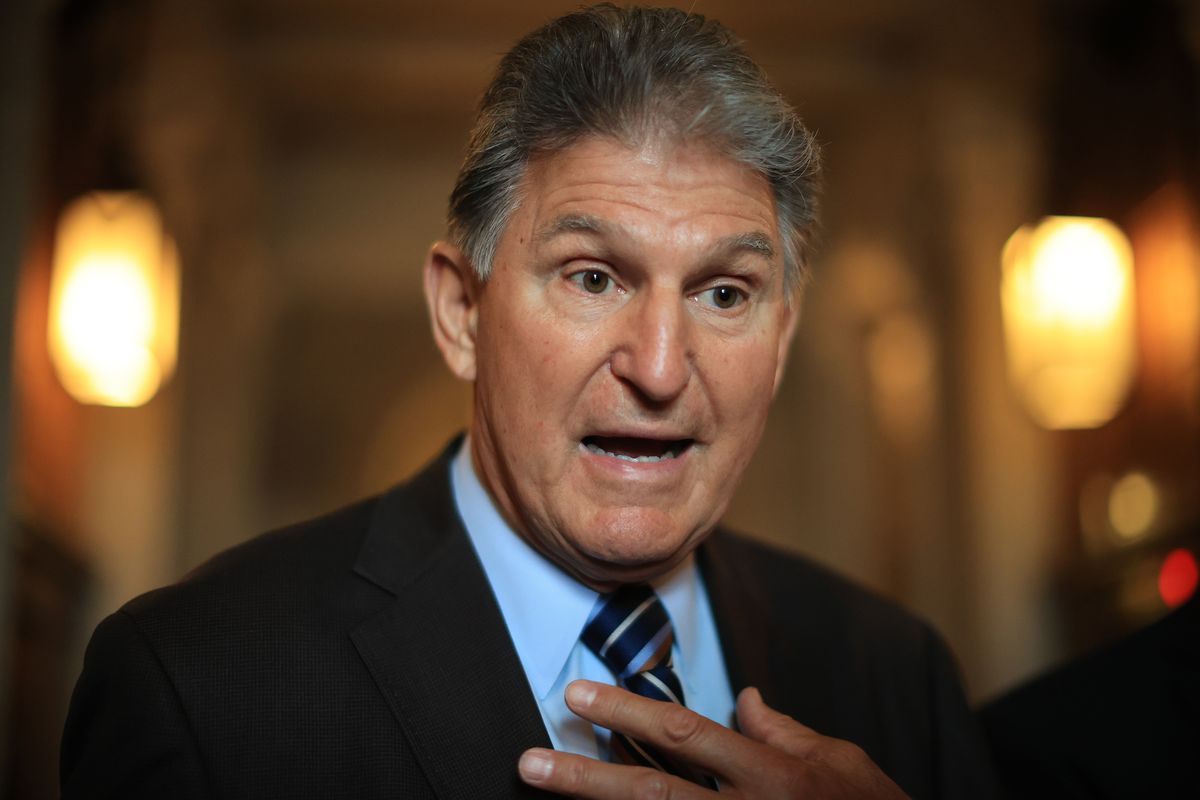Manchin Says He Will Likely Vote Against Dems Sprawling Voting Rights Bill