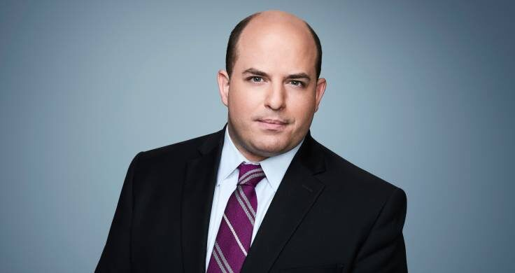CNN's Brian Stelter Called Out for Sucking Up to White House Press Secretary!