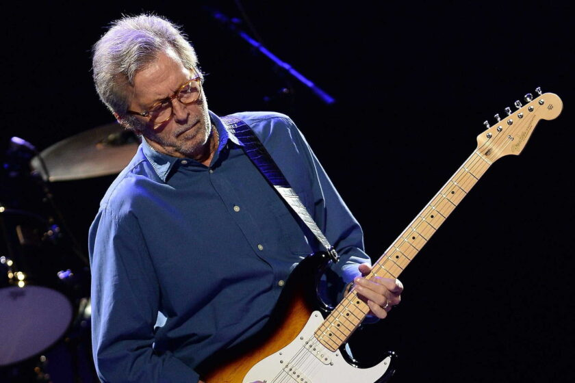 Eric Clapton Takes A Stand Against Mandatory Vaccinations