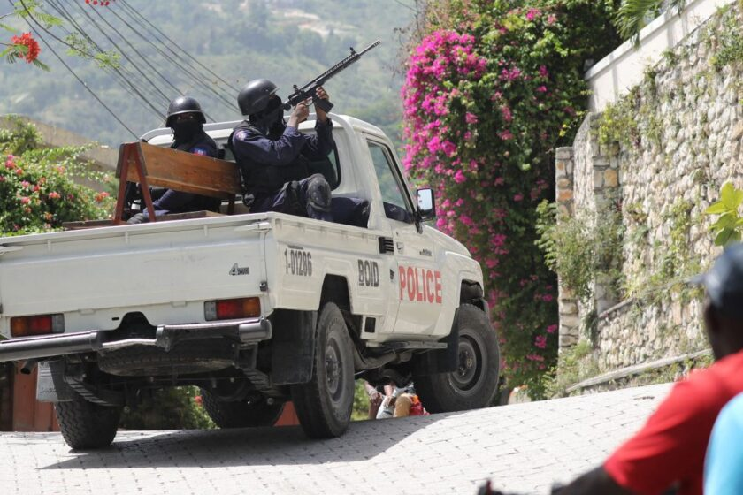 Assassination of Haitian President Linked to U.S.