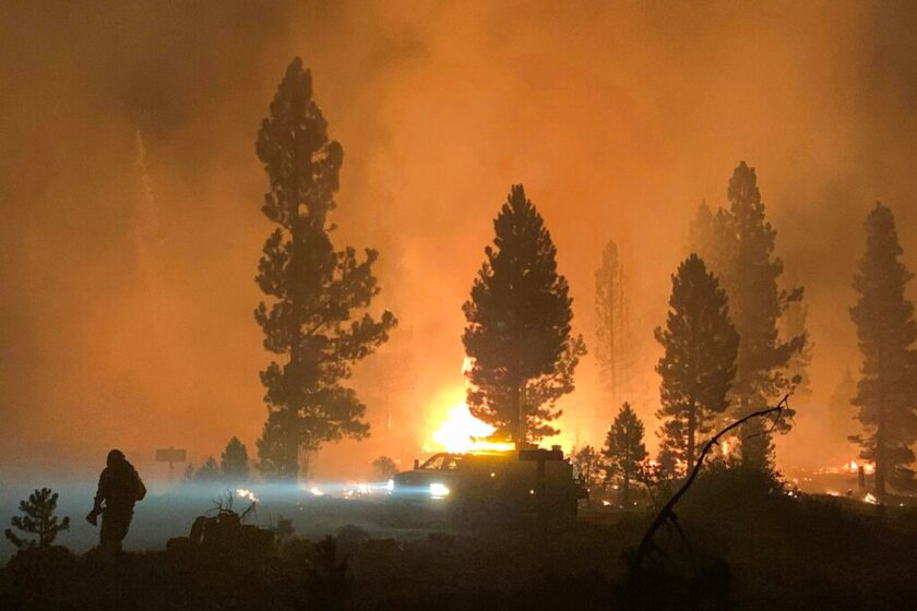 Wildfires: The Latest Weapon in the Climate Change Fight