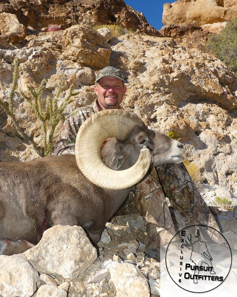 John took the largest ram in the Unit