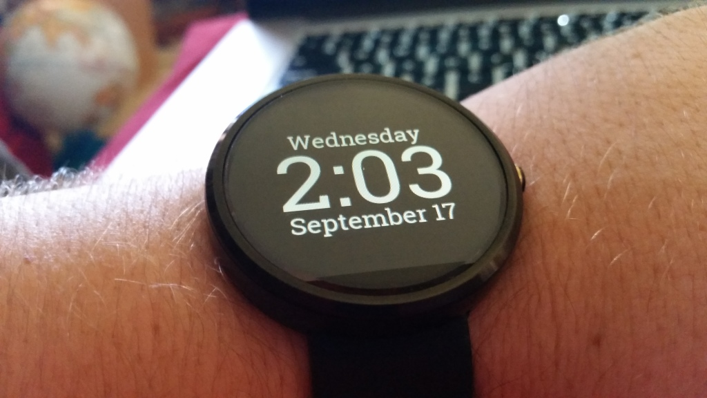 My personal watchface of choice. Great on battery consumption!