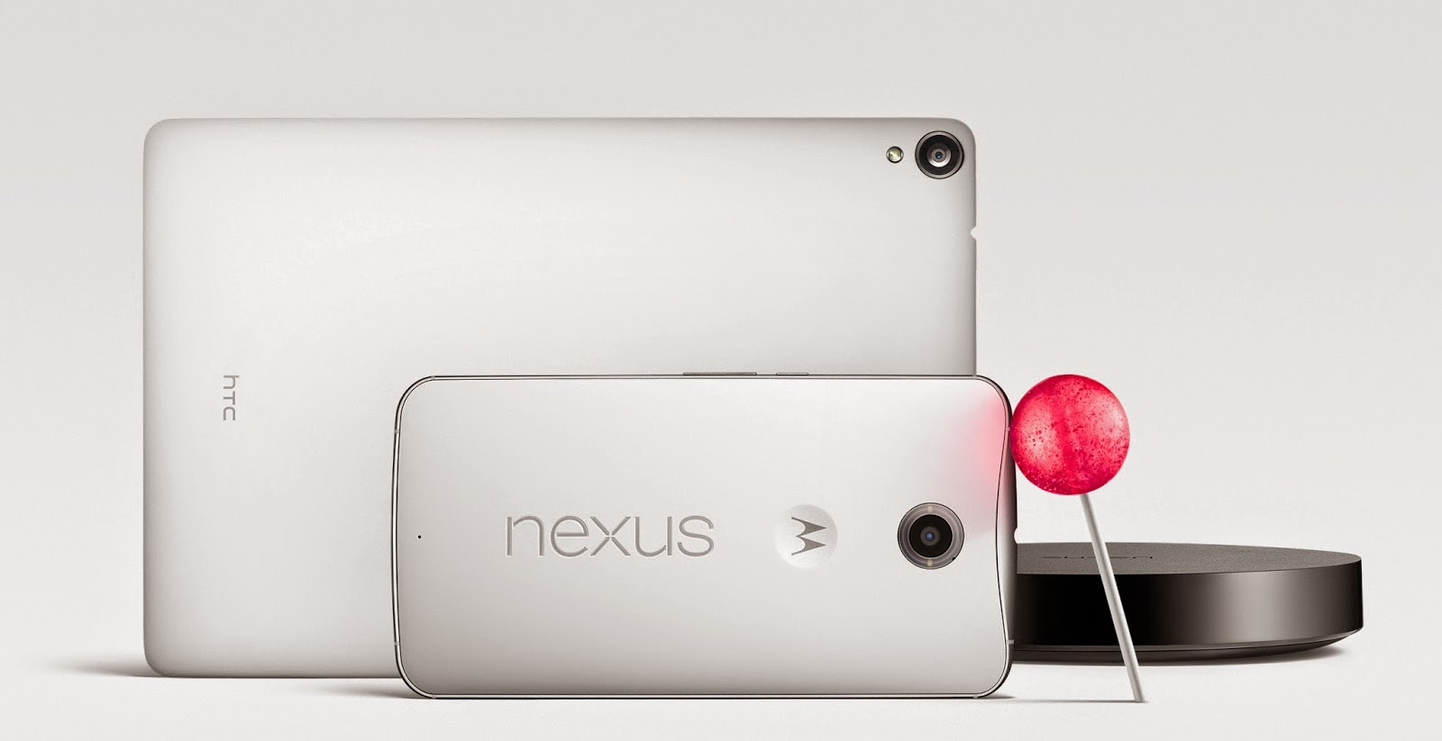 New Nexus Devices