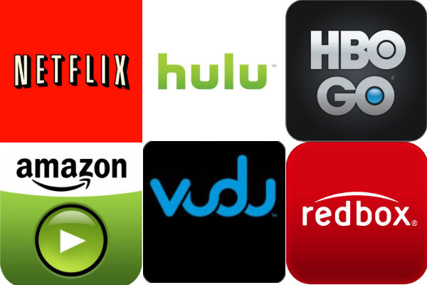 Streaming SErvices sharing