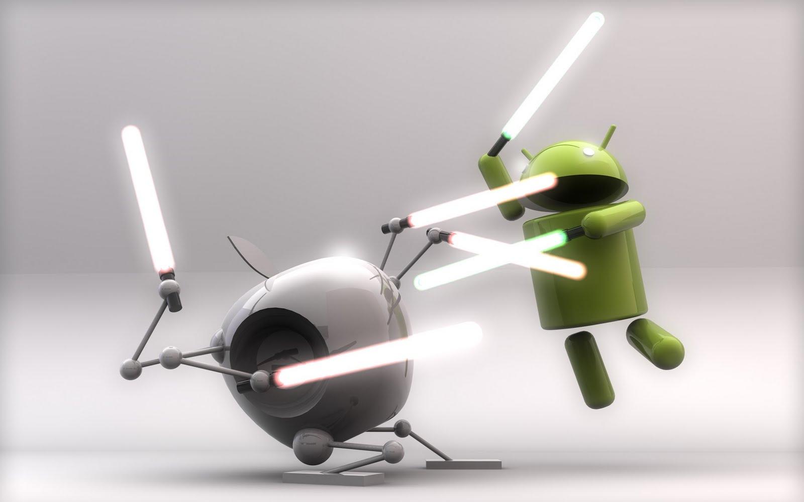 If Smartphones were Star Wars Characters