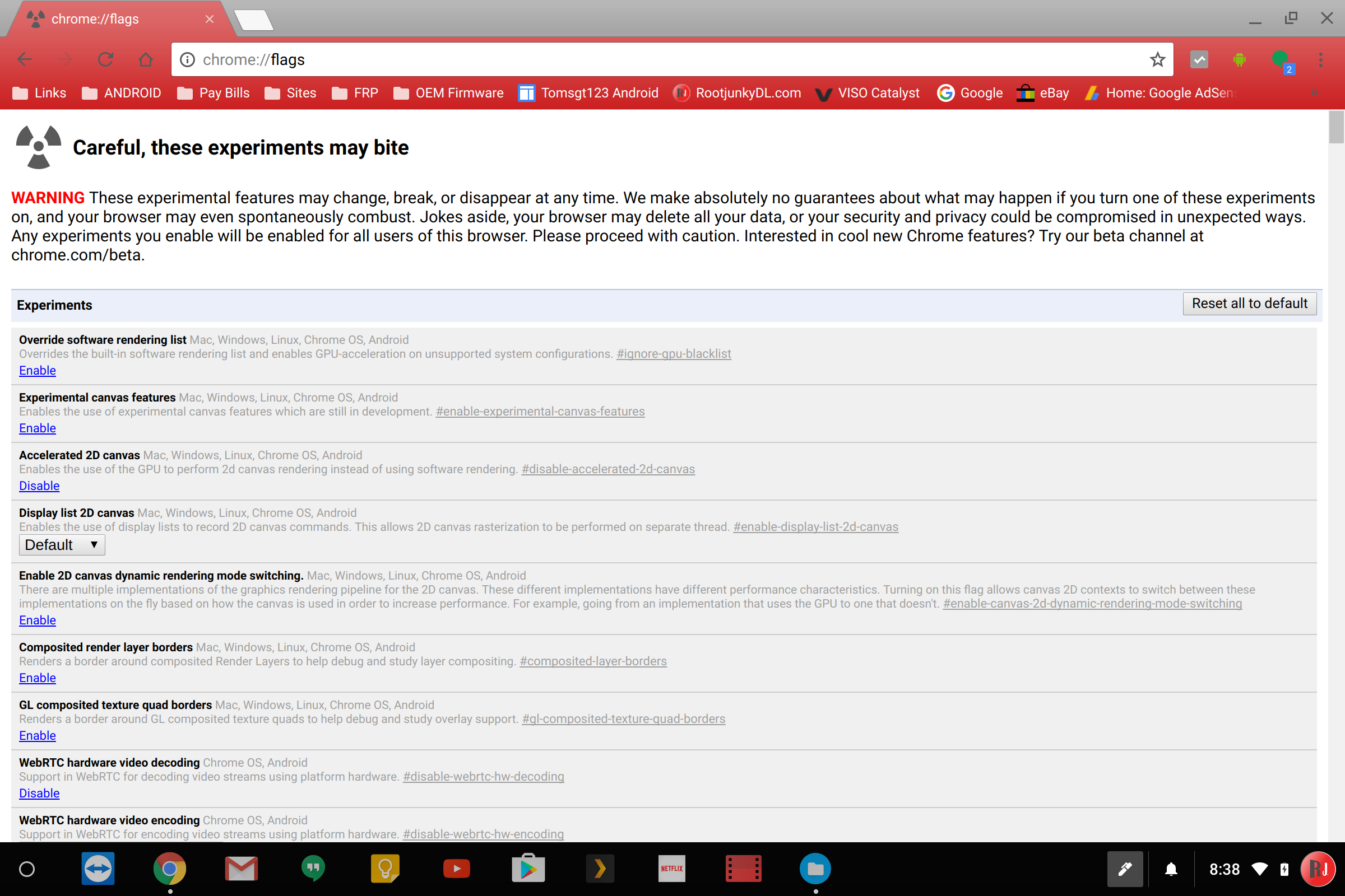 ChromeBook Recovery Hacks and Tricks | RootJunky com