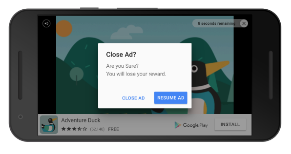 Android Adding Animated App Ads