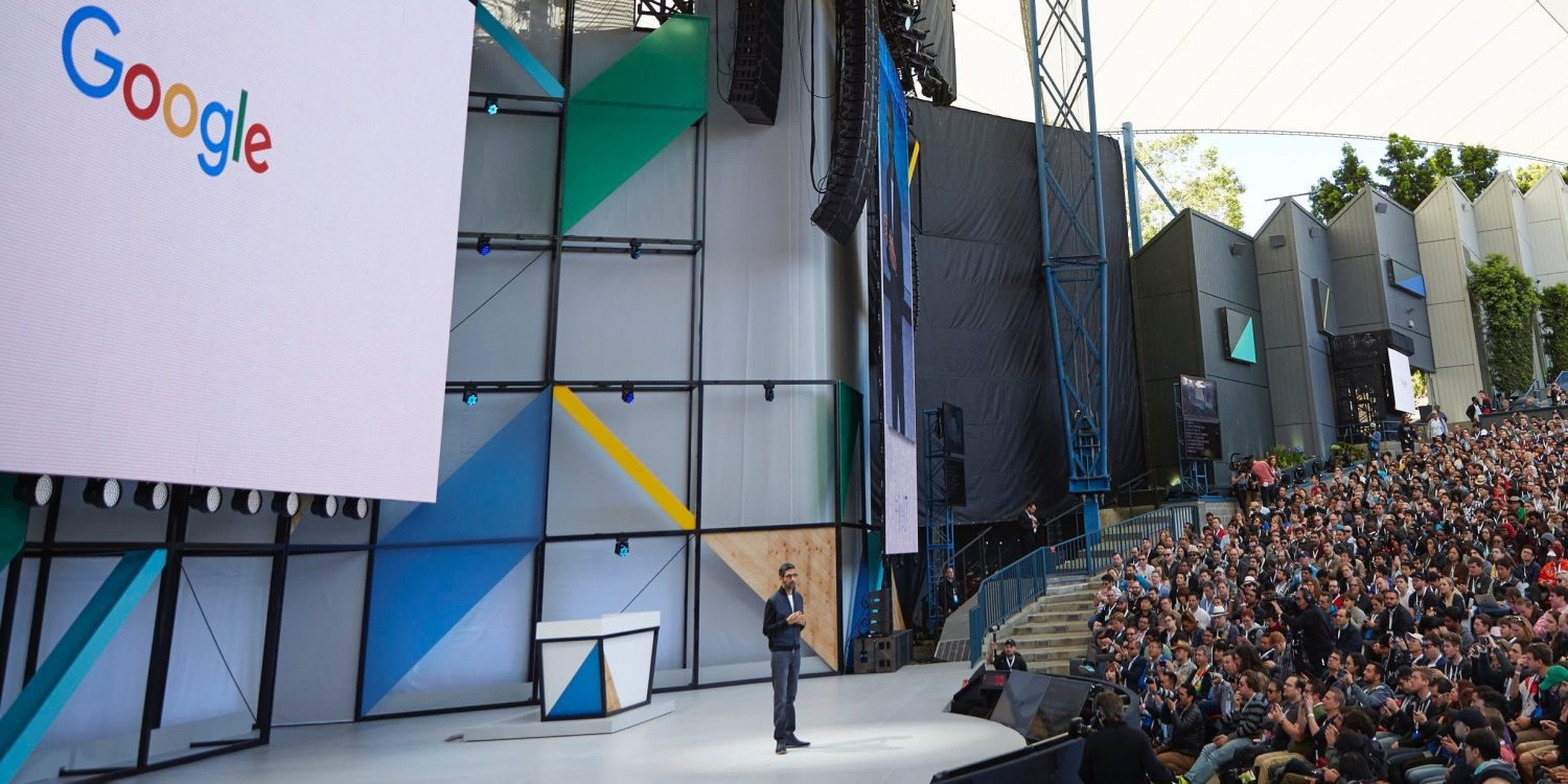 Google I/O Is In!