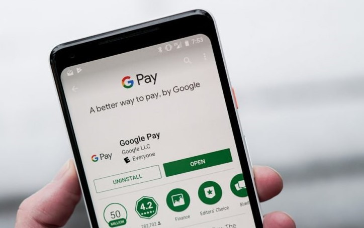 Google Pay: Caring Is Sharing