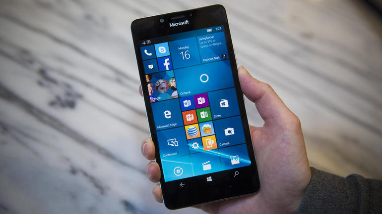 Microsoft Moving Out Of Mobile