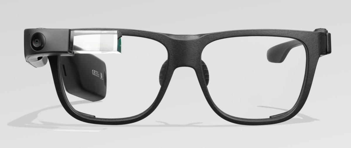 Google Glasses 2.0 In Sight