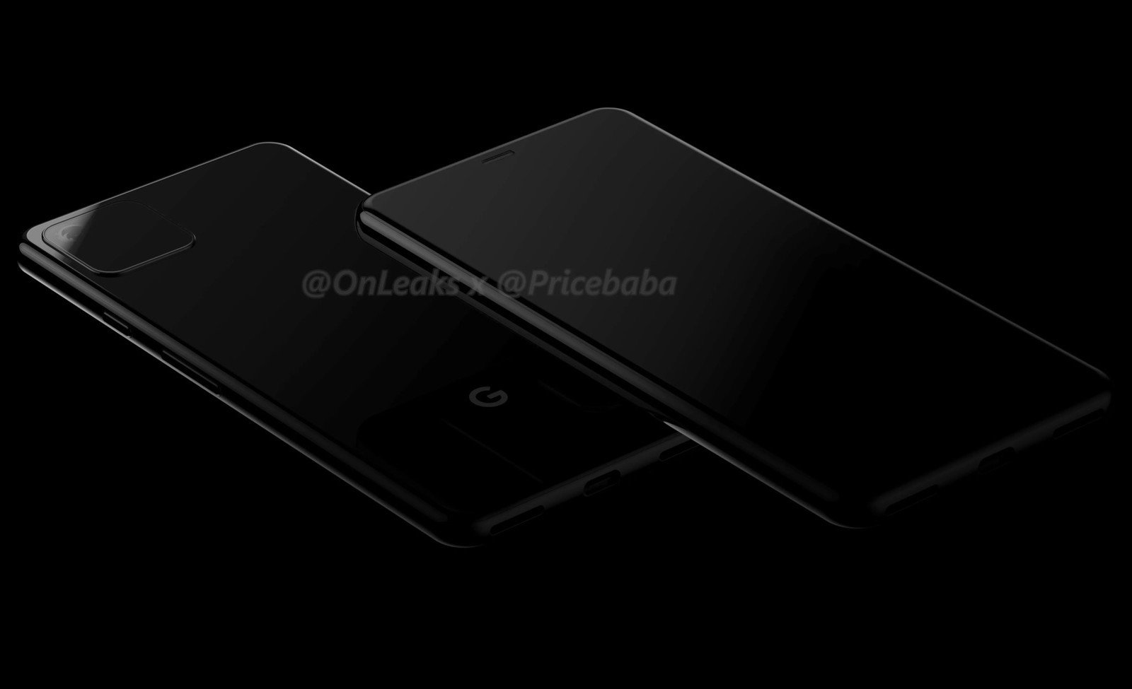 And So The Pixel 4 Leaks Begin