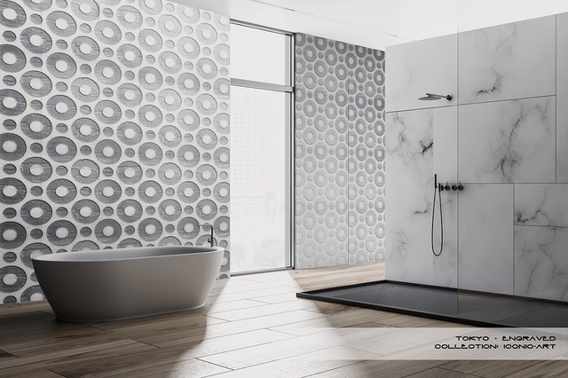 riznik bathroom modern panels