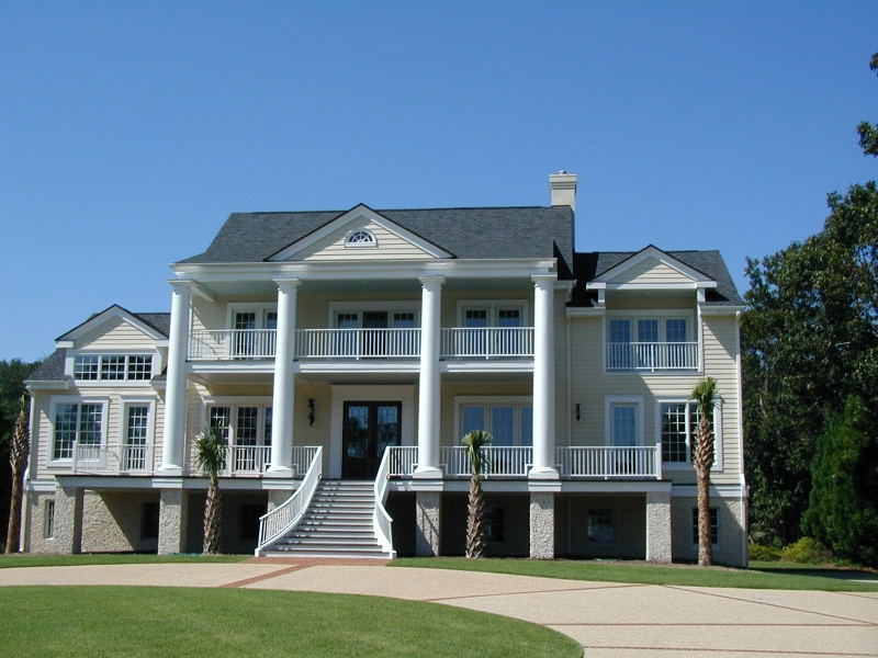 Wilmington, NC Beach House Exterior