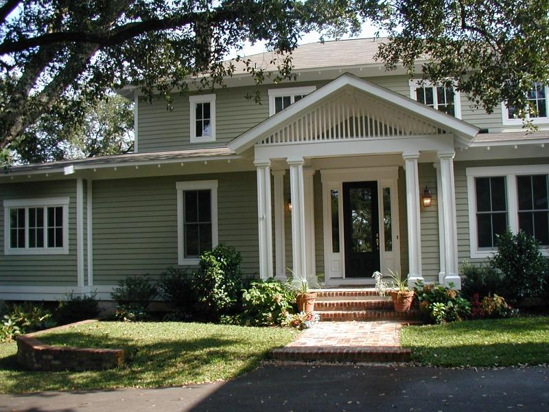 Wilmington House Exterior