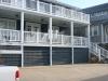 Exterior railings, beams, and siding