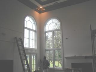 Interior Big Windows, Detail