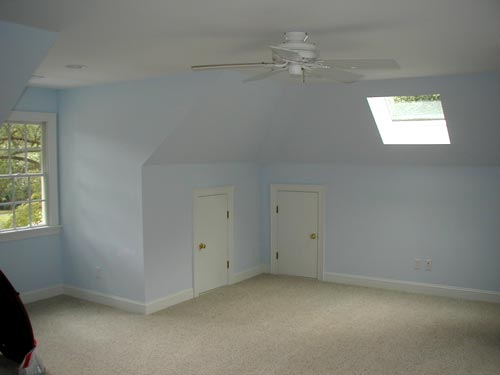 Interior Painting Bedroom