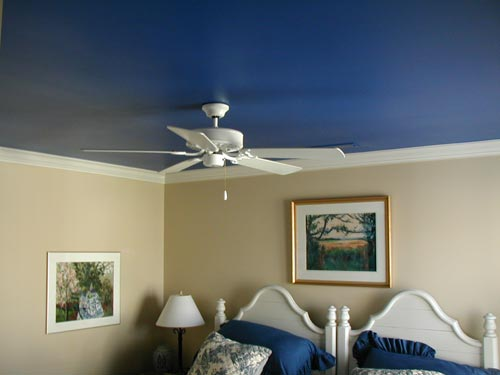 Interior Painting, Ceiling
