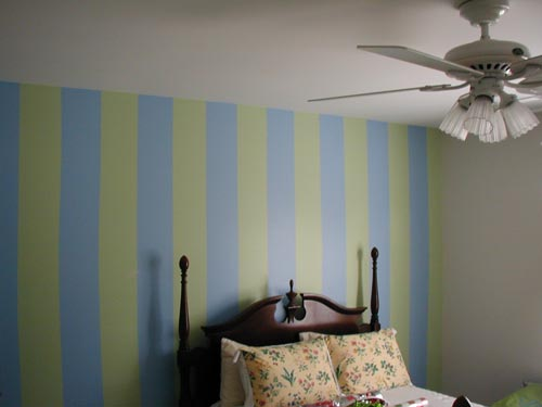 Interior Painting, Special Designs