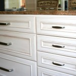 Kitchen Drawers, Detail