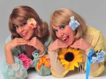 """A Vickie & Nickie Flickie - Pilot Episode 1: """"Our First Flickie!"""""""