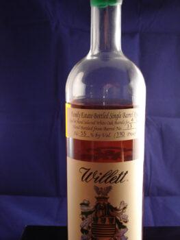 Willett Family Estate 4 Year Rye 90/100