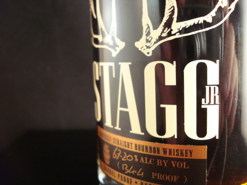 stagg jr closeup