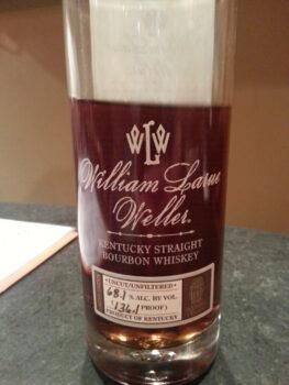 WmLWeller 2013 Bottle